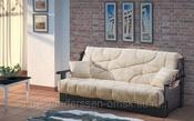 """Мягкая мебель Диван-кровать """"Вечер с книжкой"""" (клик-кляк) за 75699.0 руб"""