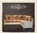 """Мягкая мебель Угловой диван """"Verona 1"""" за 67500.0 руб"""