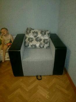 Детские диваны Кресло детское раскладное за 8 000 руб