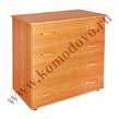Корпусная мебель Комод № 2 за 2850.0 руб