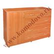 Корпусная мебель Комод № 12 за 3950.0 руб