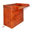 Корпусная мебель Комод пеленальный № 7 комби за 3600.0 руб