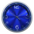 Акссесуары Часы настенные, круглые  WallC-R05P/blue за 1180.0 руб