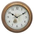 Часы настенные, круглые WallC-R54P/beige за 1290.0 руб
