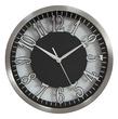 Часы настенные, круглые WallC-R55M/steel за 1260.0 руб