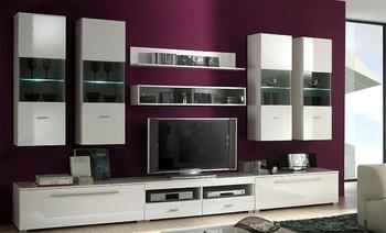 Шкафы для гостиной Модульная мебель для гостиной за 7 500 руб