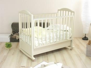 Кроватки для новорожденных Кроватка детская Яна С663, Можга за 9 713 руб
