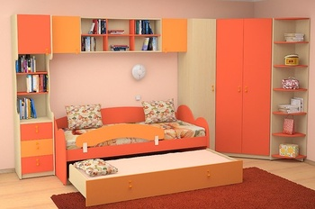 Комплект мебели Детская мебель за 15 000 руб