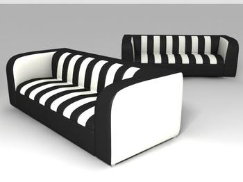 Мебель для баров и ресторанов Мягкая мебель для кафе и ресторана Зебра за 9 472 руб