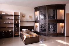 Шкафы-купе: как выглядит удобная мебель?