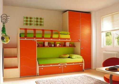 Постоянная ссылка на Как подобрать мебель для детской комнаты